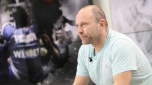Левски пуска в продажба дял от акциите на Тити Папазов
