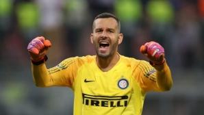 Интер се разбра за нови договори с Ханданович и Д'Амброзио