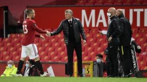 Солскяер няма да пази играчите преди сблъсъка с Челси