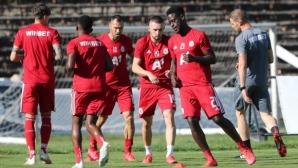 ЦСКА-София започва подготовка в петък