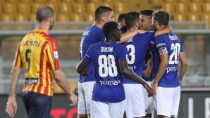 Фиорентина засили Лече към Серия Б