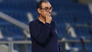 Маурицио Сари: Непостоянството в играта на Ювентус ме озадачава