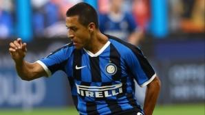 Интер започна преговори с Манчестър Юнайтед за задържането на Алексис Санчес