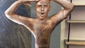 Гавра със статуята на Дзюба