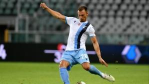 Лацио губи Раду до края на сезона
