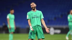 Похвала за Бензема, но нищо за завръщане в националния тим