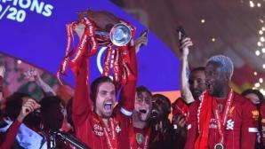 Джордан Хендерсън е Футболист на годината в Премиър лийг