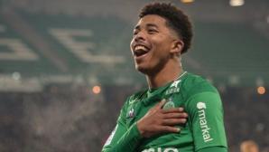 Милан предложи 14 млн. за бранител на Сент Етиен