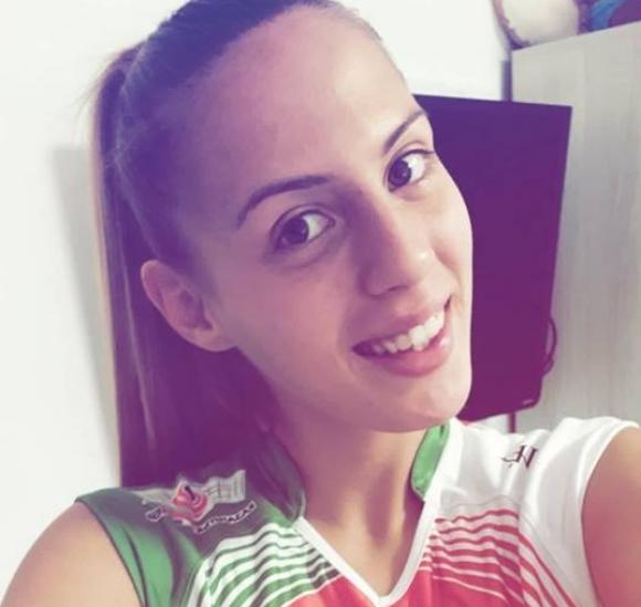 Дария Георгиева ще продължи кариерата си във Франция