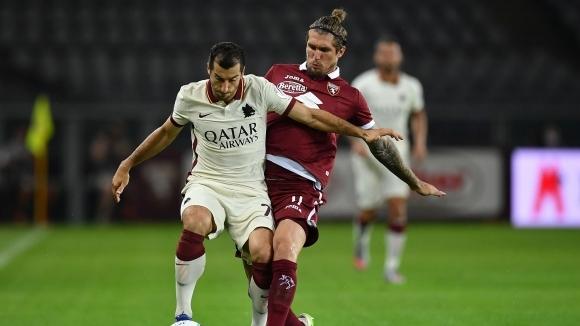 Шоу с пет гола донесе петото място на Рома (видео)
