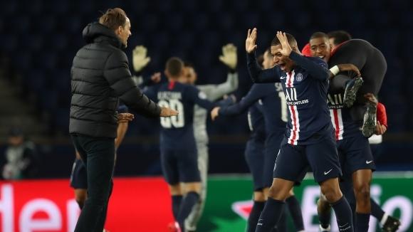 Тухел има малки надежди Мбапе да играе срещу Аталанта