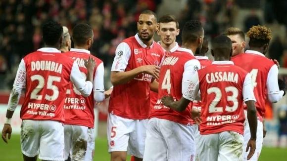 Реймс ще играе в евротурнирите за първи път от 57 години