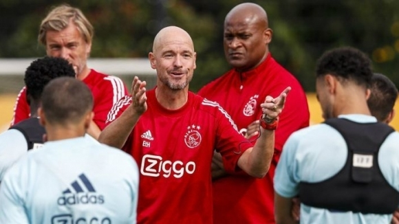 Ерик тен Хаг: Аякс трябва да промени стила на игра