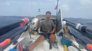 Гребците от Neverest Ocean Row: Хюстън, имахме проблем!