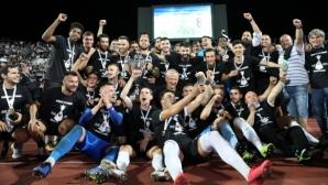 Почетна значка на Пловдив за Локомотив