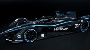 Mercedes стават черни и във Формула Е