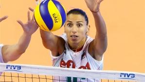 Елица Василева пред FIVB: Мечтая за медал от Евроволей 2021