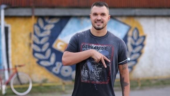 Божинов: Играл съм в много отбори, но Левски ми е...