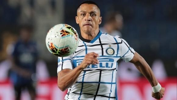 Алексис Санчес е подписал 3-годишен договор с Интер