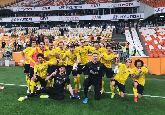 Ивелин помогна на Ростов да започне сезона с победа
