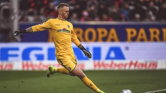 Вратар подписа нов договор с Фрайбург