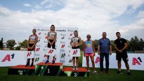 """""""А1 атлетика за младежи"""" награди новите шампиони"""