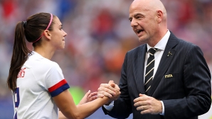 От ФИФА обявиха, че разследването срещу Инфантино е необосновано и той ще продължи да изпълнява функциите си
