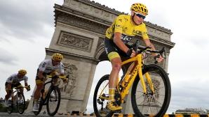 """Крис Фрум: Отлагането на """"Тур дьо Франс"""" ми помогна да се подготвя по правилния начин"""