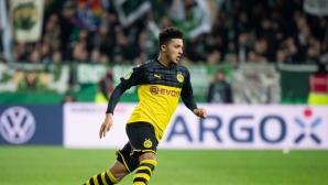 Юнайтед предлага на Борусия да плати за Санчо в рамките на три години