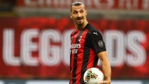 Ибрахимович направи разликата в Милан, смята Костакурта