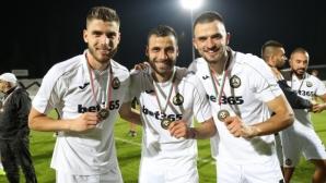 Италиански клуб с интерес към нападател на Славия