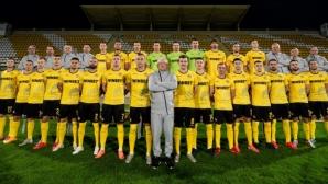 Юноша на Ботев (Пд) подписа професионален договор с клуба