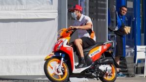 Маркес претърпя нова операция, вероятно пропуска и ГП на Чехия