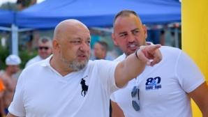 Дали феновете са готови да спазват правилата по стадионите, попита Кралев
