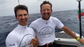 Стефан и Максим от Neverest Ocean Row: Телата ни са се мобилизирали сами и са преминали в режим оцеляване