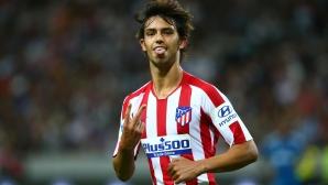 Жоао Феликс ще бъде готов за Шампионската лига