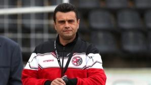 Треньорът на Локо (ГО): Първа лига ще е тема след 2-3 години