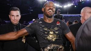 UFC няма да взимат титлата на Джон Джоунс