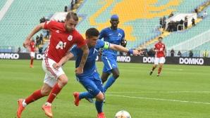 БФС спира efbet Лига, ако има 5 отбора с по 10 болни от COVID-19