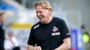 Треньорът на Кьолн подписа нов договор