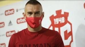 Камбуров: Дано не ни се смее Европа с някаква излагация, утре ще съм под прицел (видео)
