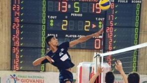 Български волейболист се завръща в Италия