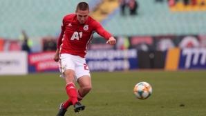Антов: Винаги излизаме за победа