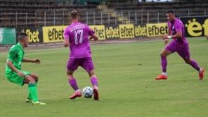 Резултатите от Втора лига: изненада в Пазарджик, Миньоро се завърна със загуба