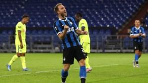 Ериксен: Италианският футбол ми харесва