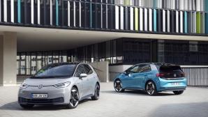 С новия ID.3 от Volkswagen навлизат в нова ера по отношение на мобилността