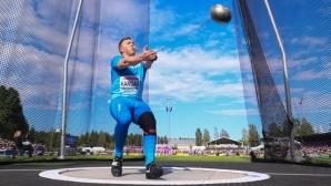 Кангас оглави европейската ранглиста за сезона на чук
