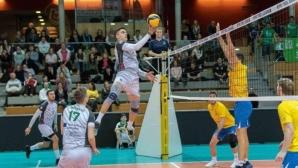 Български волейболист сменя Германия с Австрия