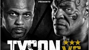 Пуснаха постера за боя между Майк Тайсън и Рой Джоунс