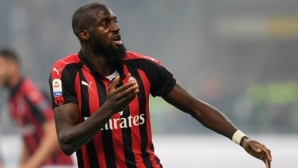 Бакайоко е готов да намали заплатата наполовина си заради Милан